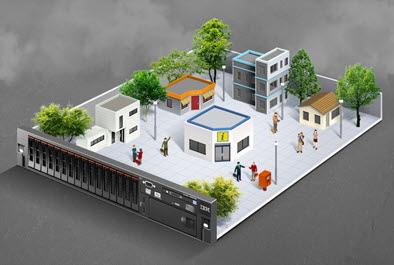 IBM Solution Village
