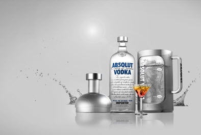 Absolut Microsite